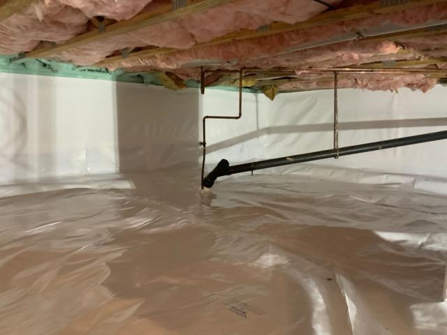 Winchester, VA Crawl Space Encapsulation