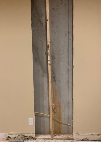 Danville, VA Wall Crack Repair