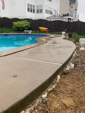 Winchester, VA Concrete Leveling