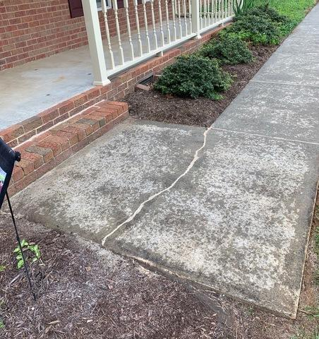 Blue Ridge, VA Concrete Leveling