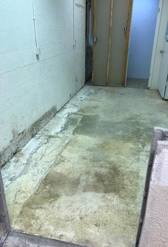 Pounding Mill, VA Basement Waterproofing