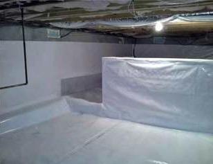 Floyd, VA Crawlspace Encapsulation