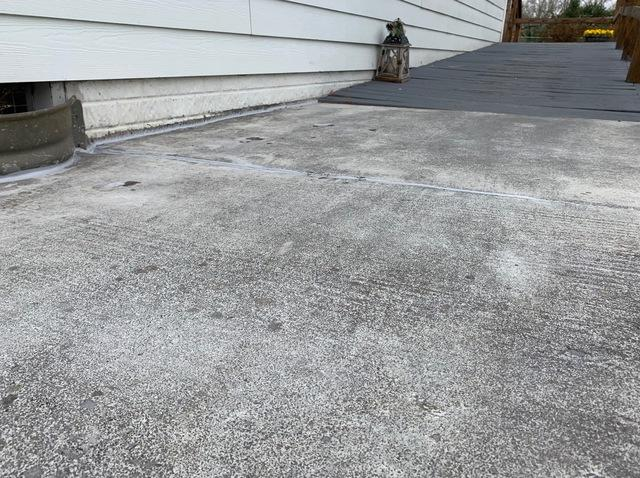 Boyce, VA Sidewalk Leveling