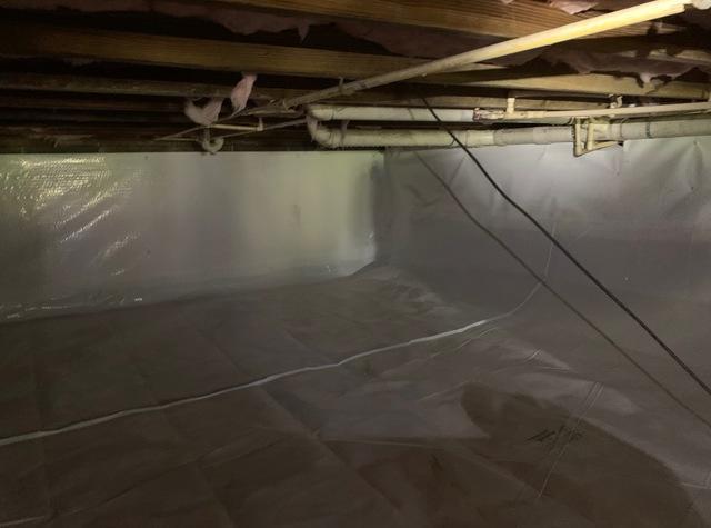 Rural Retreat, VA Crawlspace Encapsulation