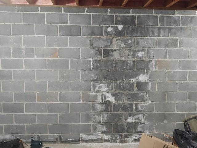 Charlottesville, VA Foundation Wall Repair