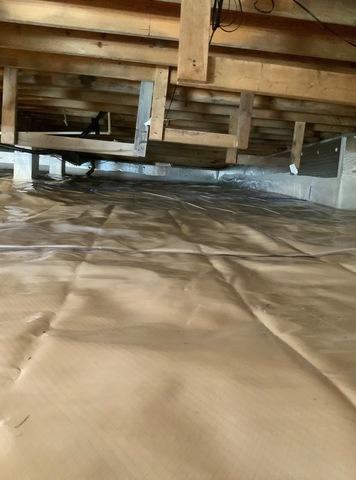 Mineral, VA Crawlspace Encapsulation