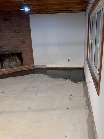 Salem, VA Concrete Slab Repair
