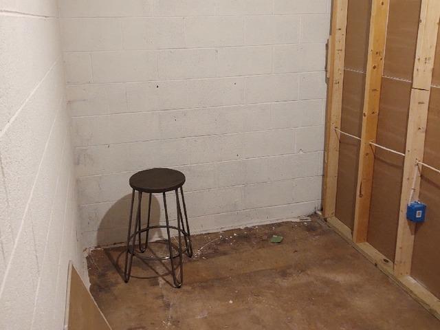 Goode, VA - Basement Waterproofing
