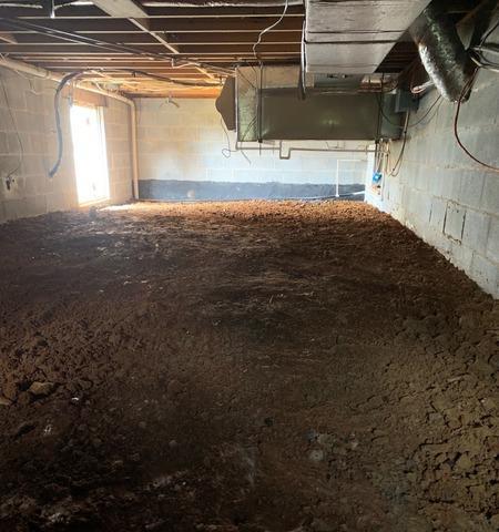 Luray, VA Crawlspace Encapsulation