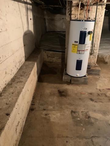 Lexington, VA Basement Waterproofing