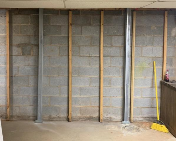 Concord, VA PowerBrace Installation