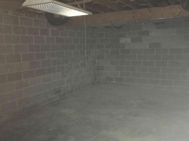 Basement Waterproofing - Huddleston,VA
