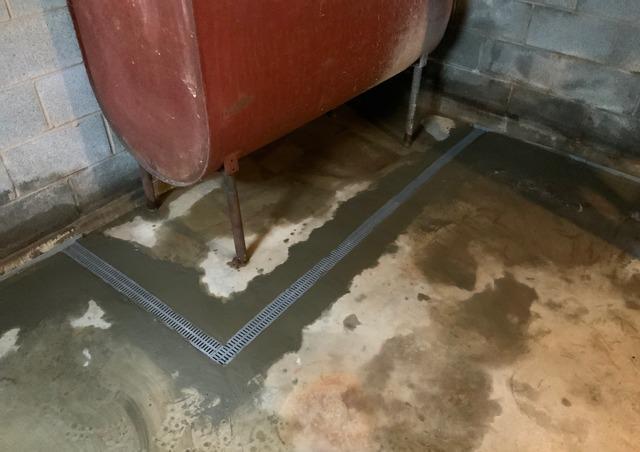 Mount Crawford, VA Basement Waterproofing