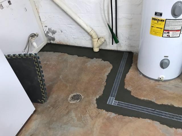 Rocky Mount, VA Basement Waterproofing