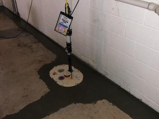 Basement Waterproofing - Frederick,MD