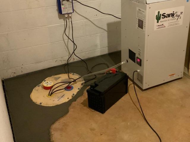Basement Waterproofing - Silver Spring, MD