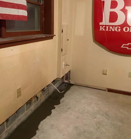 Middletown, VA Basement Waterproofing