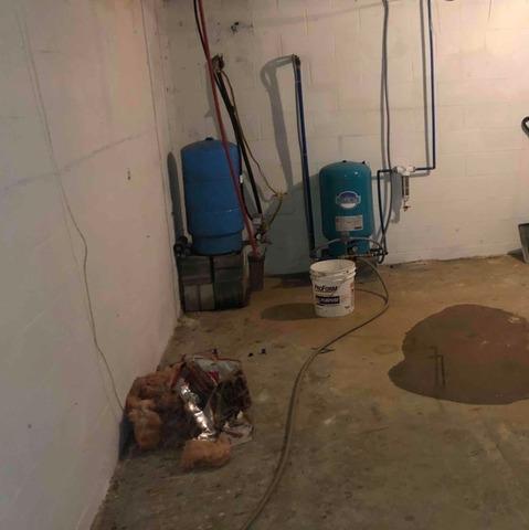 Henry, VA Basement Waterproofing