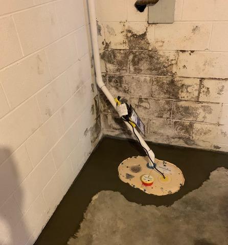 Keswick, VA Basement Waterproofing