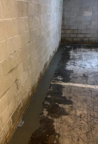 Rustburg, VA Basement Waterproofing