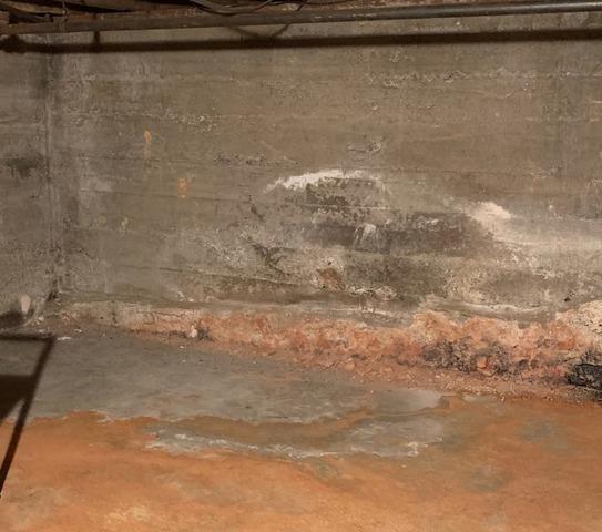 Bedford, VA Basement Waterproofing