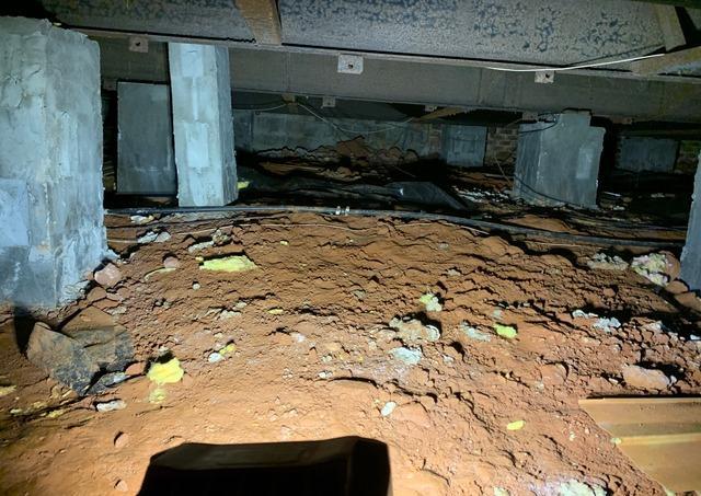Bedford, VA Crawl Space Encapsulation