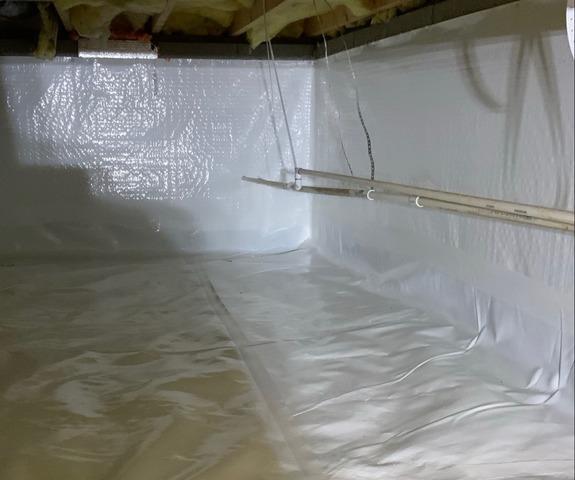 Front Royal, VA Crawl Space Encapsulation