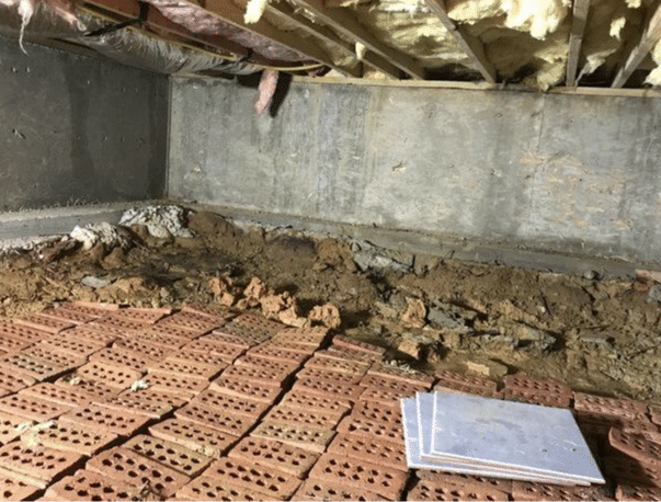 Adamstown, MD Crawlspace Waterproofing
