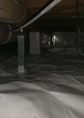 Clarksville, VA Crawl Space Encapsulation & Smart Jack Installation