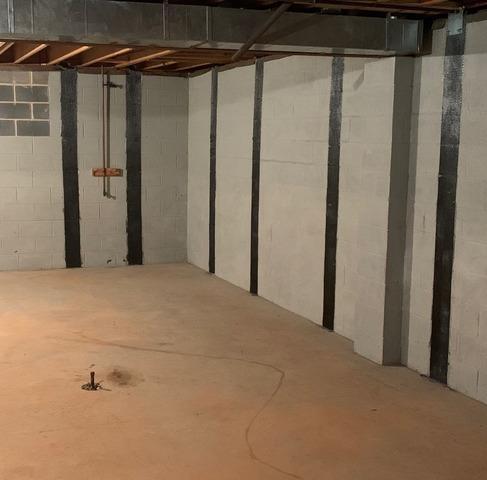 Beaverdam, VA Bowing Wall Repair