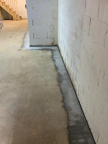 Gordonsville, VA Basement Waterproofing