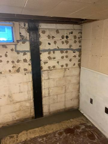 Harrisonburg, VA Waterproofing & Bowing Wall Repair