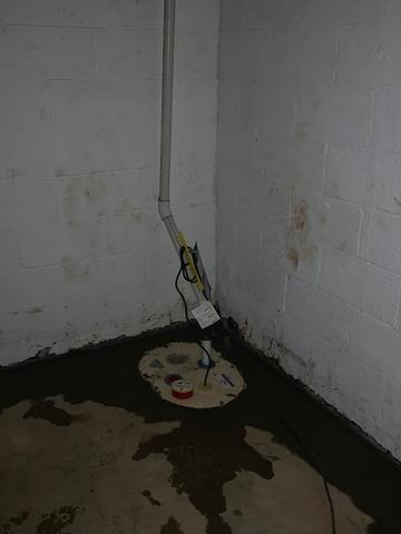 Basement Waterproofing - Lynchburg VA