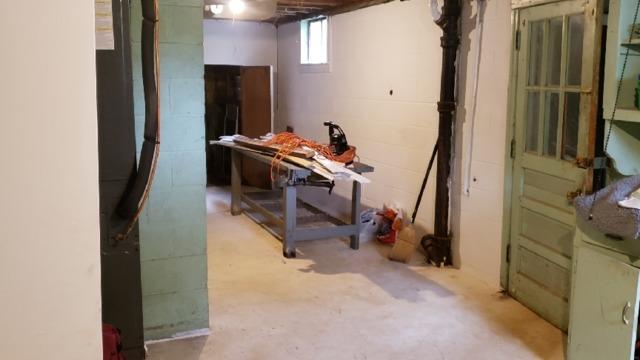 Basement Waterproofing - Brookneal,VA.