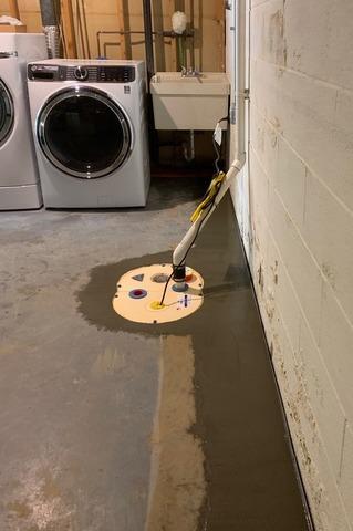 Danville, VA Basement Waterproofing