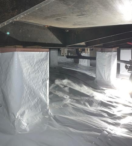 Crawlspace Encapsulation - Huddleston , VA