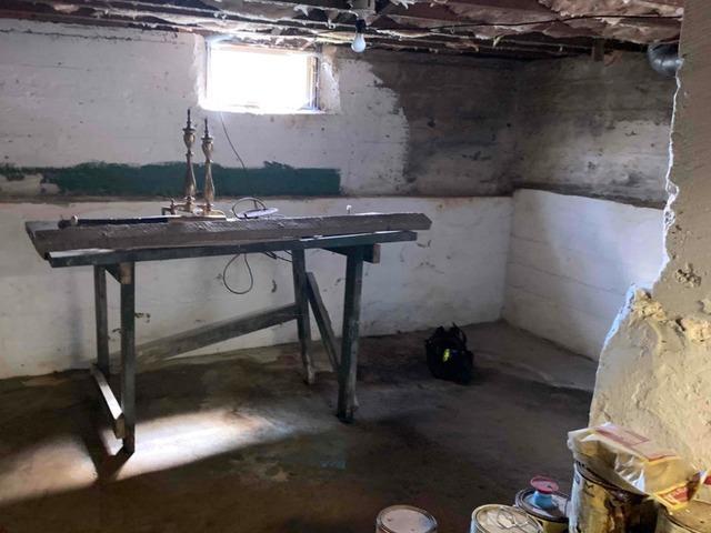 basement Waterproofing - Greenville, VA