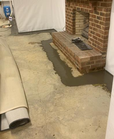 Buffalo Junction, VA Basement Waterproofing
