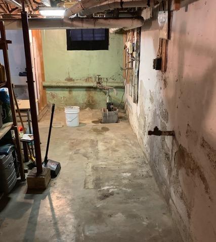 Winchester, VA Basement Waterproofing