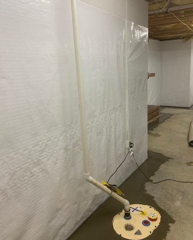 Basement Waterproofing - Buffalo Junction