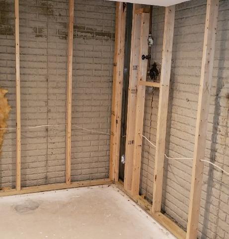 Amissville, VA Basement Waterproofing