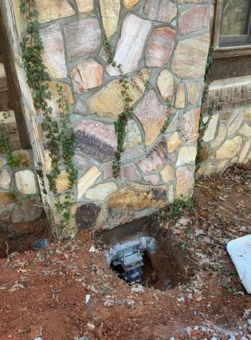 Drakes Branch, VA Tilting Chimney Repair