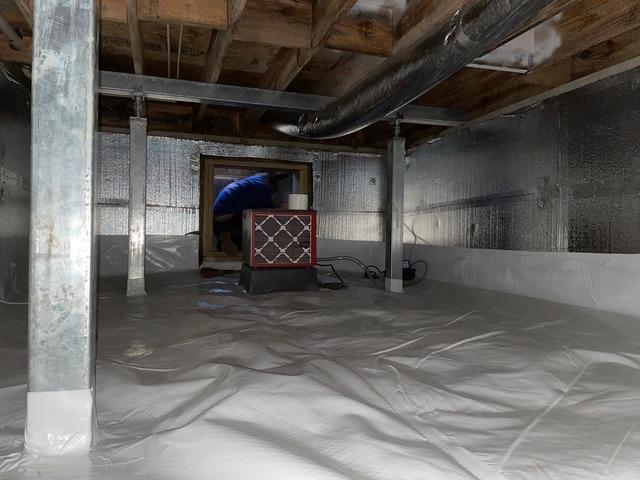 Crawl Space Encapsulation - Shenandoah, VA