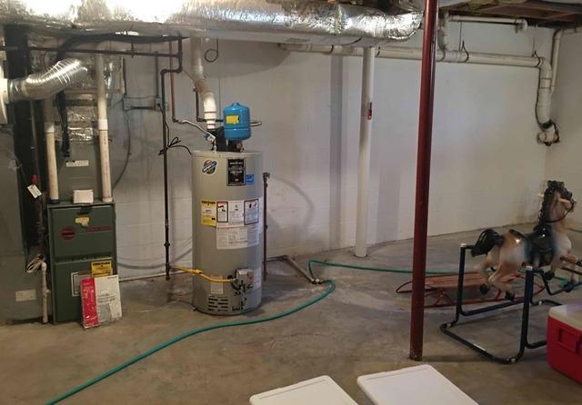 Blacksburg, VA Basement Waterproofing