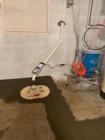Basement Waterproofing - Hardy, VA