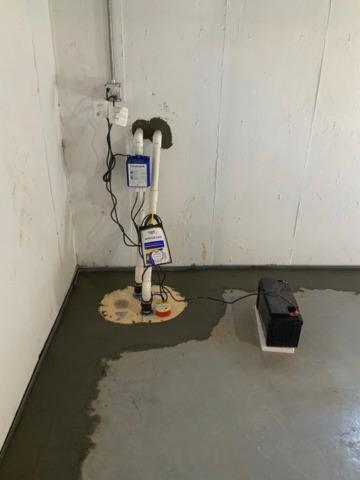 Roanoke, VA Basement Waterproofing