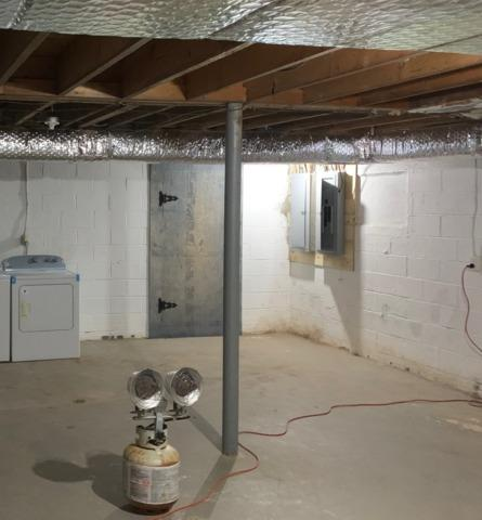Basement Waterproofing - Madison Heights,VA