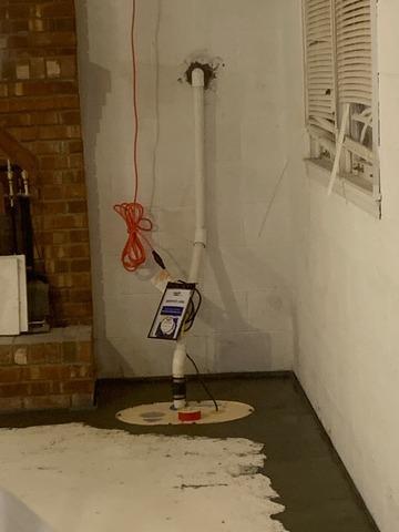 Hardy, VA Basement Waterproofing