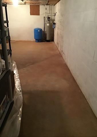 Basement Waterproofing - Appomattox, VA