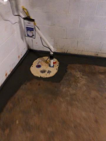 Halifax, VA Basement Waterproofing